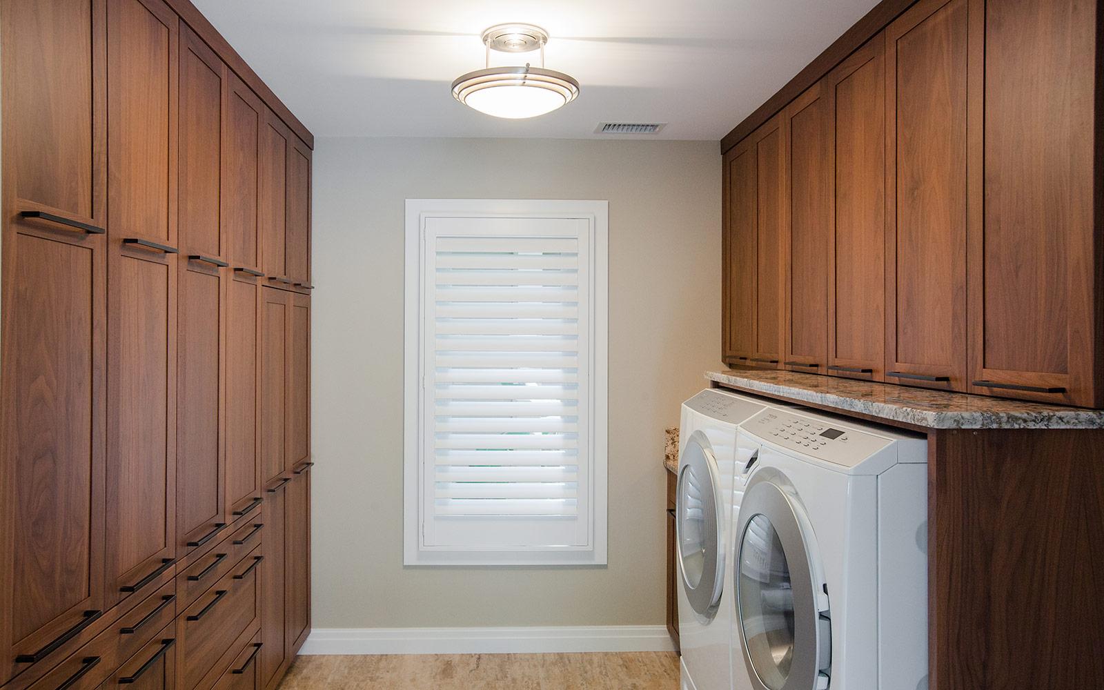 Laundry & Storage